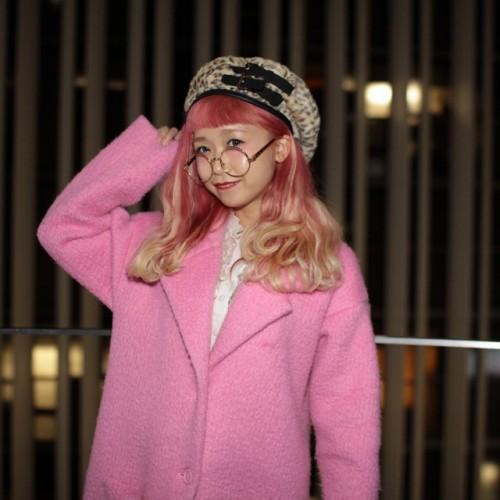 【109ライターSNAP】テンションアップする可愛いピンクコーデ♡/水嶋ひかるさん